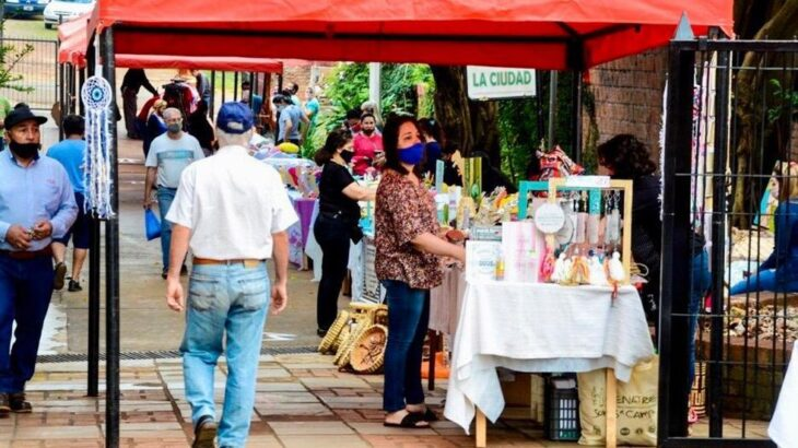 Una plataforma digital se sumó a los canales de comercialización de la Feria Eldorado Produce