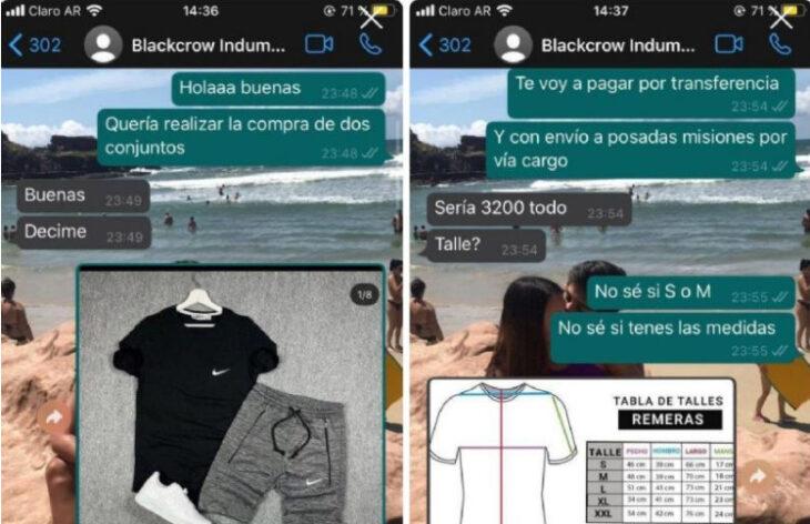 Denuncian estafa de compras por Instagram: hicieron el pago pero la mercadería no llegó