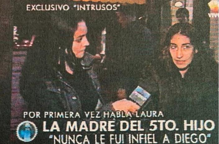Quién es Laura Cibilla, la mujer que perdió un juicio de filiación contra Diego Maradona y que podría ser la madre de otros dos herederos de Diez