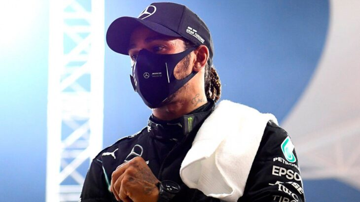 Fórmula 1: Lewis Hamilton tiene coronavirus