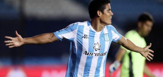 Copa Libertadores: en el duelo de ida, Racing venció 1-0 a Boca en Avellaneda por los cuartos de final