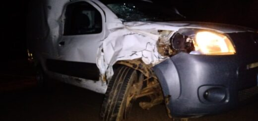 Dos fallecidos en un choque sobre ruta 12 a la altura de Loreto