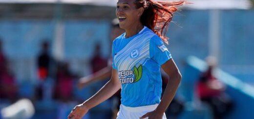 Fútbol: Mara Gómez debutó y se convirtió en la primera jugadora trans de la primera división del fútbol argentino