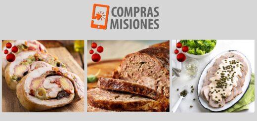 Los súper precios de www.comprasmisiones.com.ar para que no cocines estas Fiestas!