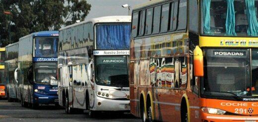 Ya se puede viajar en ómnibus a más de 1000 destinos de todo el país