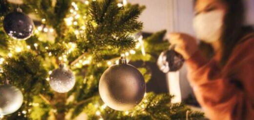 Coronavirus: piden a la población celebrar las fiestas navideñas sólo con su núcleo familiar y sin invitados externos