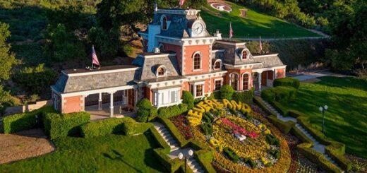 """Estados Unidos: la mansión """"Neverland"""" de Michael Jackson, fue vendida por 22 millones de dólares"""