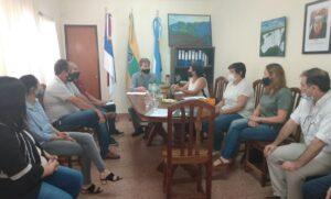 Cerro Azul se sumó a la Cuenca Ovino-Caprina Zona Sur y presentaron ejes de una iniciativa legislativa para potenciar el sector