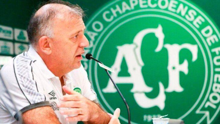 Brasil: el presidente del Chapecoense murió por coronavirus