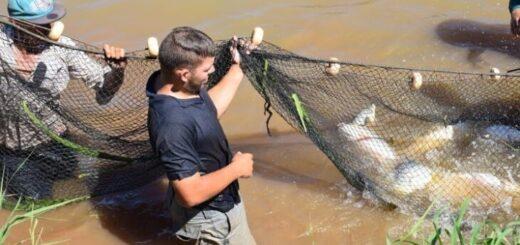 Campo Viera busca convertirse en una referencia provincial para la piscicultura