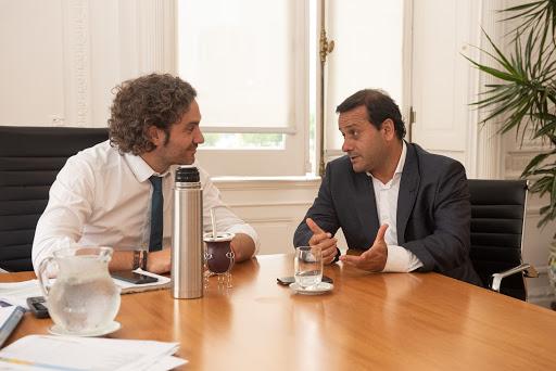 Oscar Herrera Ahuad y Santiago Cafiero encabezarán la firma de convenio entre el ENACOM y Misiones