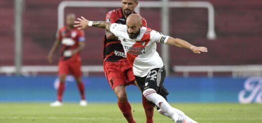 Copa Libertadores: River superó 1-0 a Athletico Paranaense y avanzó a cuartos de final