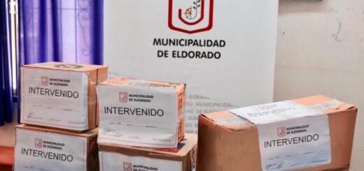 Eldorado: el Municipio intensificó los controles de venta de pirotecnia