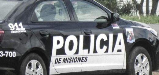 Posadas: un sargento de la Policía de Misiones resultó herido con un cuchillo por un joven de 19 años
