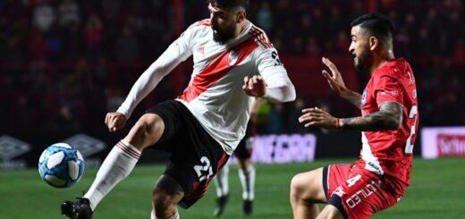 River y Argentinos Juniors se enfrentan por la Fase Campeonato de la Copa Diego Armando Maradona: horario, tv y formaciones