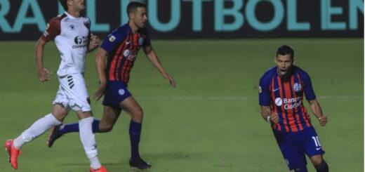 Copa Diego Maradona: San Lorenzo y Argentinos Juniors clasificaron a la fase campeonato