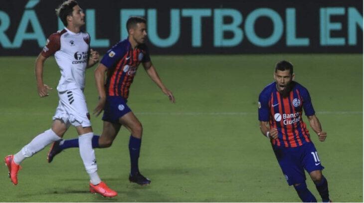 Copa Diego Maradona: San Lorenzo empató sobre la hora ante Colón