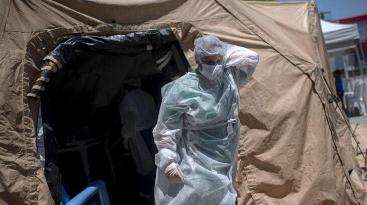 Sao Paulo impone duras restricciones para Navidad y Año Nuevo por un nuevo repunte de los casos de coronavirus