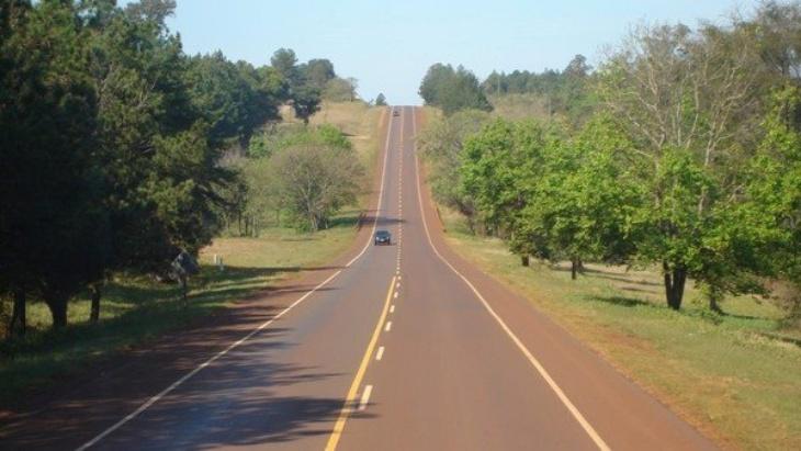 Una familia de Posadas sufrió un accidente vial cerca de Ituzaingó y se encuentran internados en estado grave