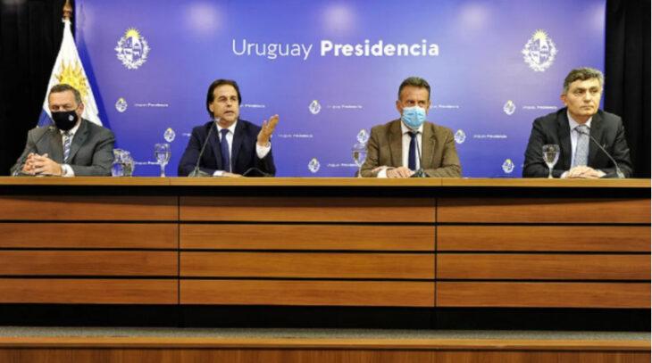 Por el avance del coronavirus Uruguay cierra sus fronteras