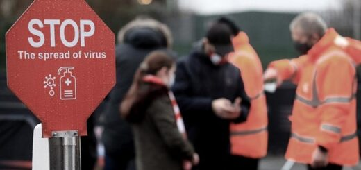 Coronavirus: la nueva cepa ya fue detectada en ocho países europeos