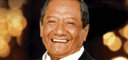 Murió el cantautor mexicano Armando Manzanero