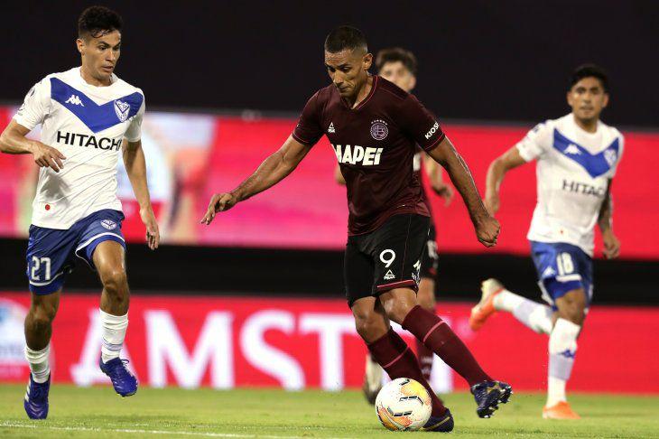 Copa Sudamericana: Lanús y Vélez definen el primer finalista