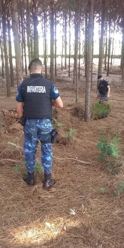Intensifican la búsqueda de Marcelo Antúnez Sequeira en San Vicente