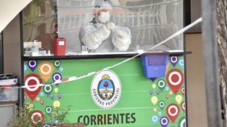 En cuatro meses Corrientes registró más muertes por coronavirus que en todo el 2020
