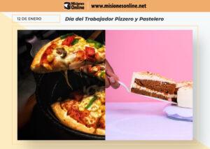 pizzero pastelero