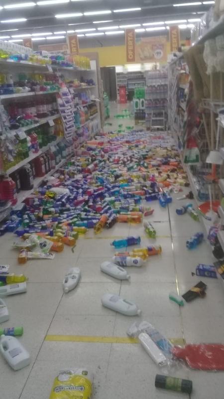 Impactantes imágenes y videos del terremoto que sacudió a San Juan