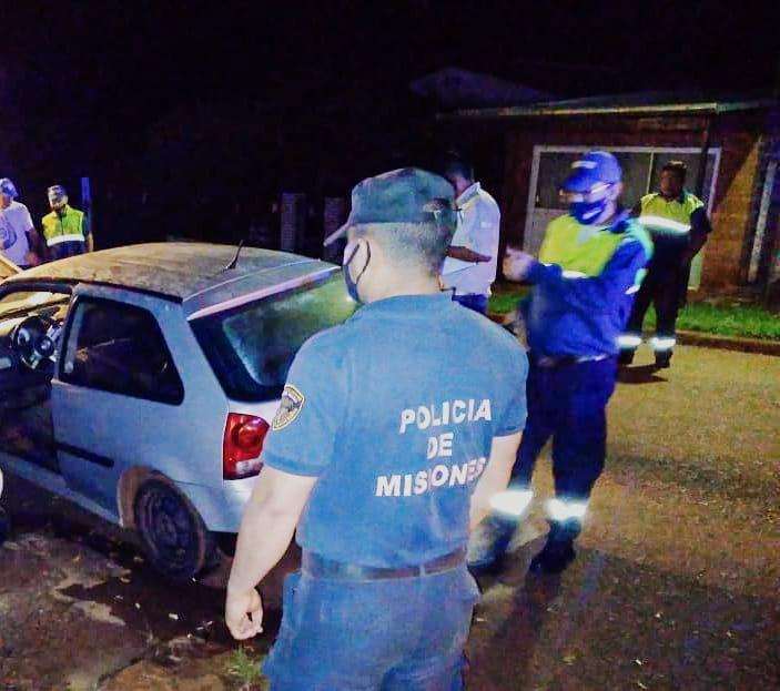 Operativo Fiestas Seguras dejó 88 detenidos y 38 vehículos retenidos en Misiones