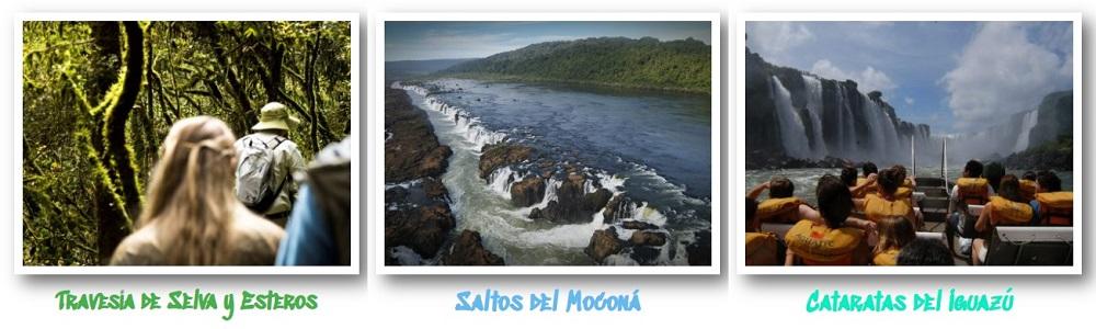 Panoramic e Iguazú Grand: promociones de 1 a 3 noches en Cataratas, para Semana Santa y todo el año