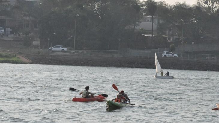 Los deportes acuáticos ganan terreno en Posadas y serán una opción para este verano