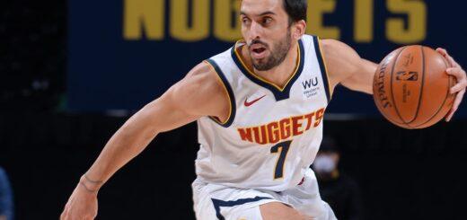 NBA: Facundo Campazzo se lució en la victoria de Denver Nuggets