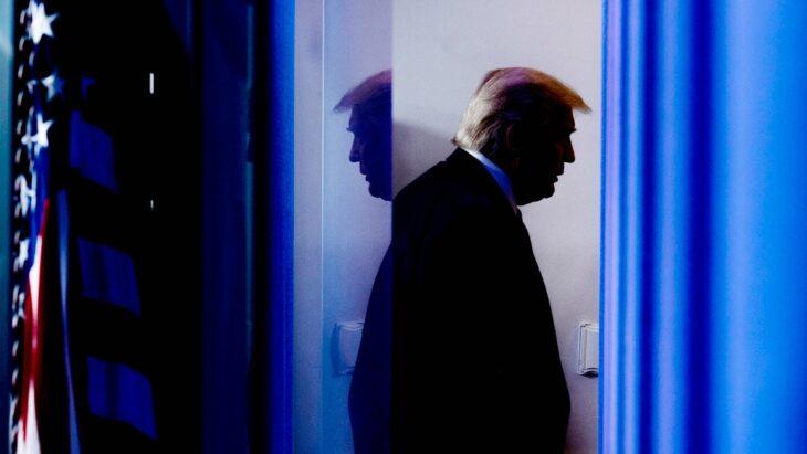 Tik Tok removió los videos de Trump en los que denuncia fraude electoral