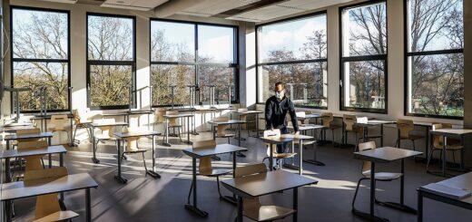 """Merkel: """"Todavía no estamos preparados para reabrir las escuelas"""""""