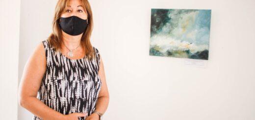 """Quedó Inaugurada la muestra artística """"Agua"""" en la Multicultural de Posadas"""