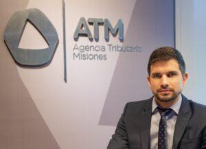 """#VisiónMisionera2021: Rodrigo Vivar, director de la ATM, detalló los logros de 2020 para los ciudadanos misioneros y cómo encara su gestión de """"puertas abiertas"""""""