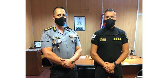 El comisario General Carlos Merlo es el nuevo jefe de la Policía de Misiones