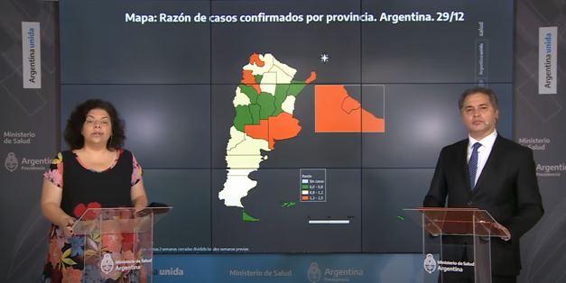 Advierten que Misiones se encuentra entre las provincias donde más han aumentado los casos de coronavirus