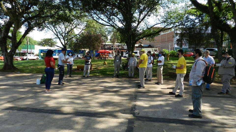 Encontraron más ejemplares de caracoles gigantes africanos en Eldorado