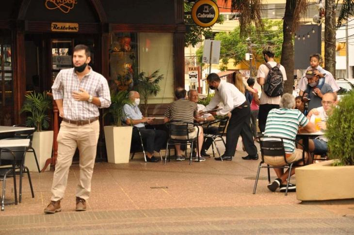 El Centro de Empleados de Comercio de Posadas manifestó su preocupación por las personas que ingresan a los locales sin barbijo