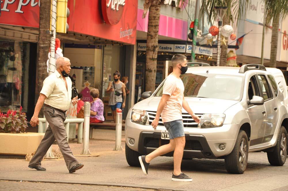 La Policía de Misiones intensifica los controles por el uso de barbijos y pondrán multas de hasta 5 mil pesos