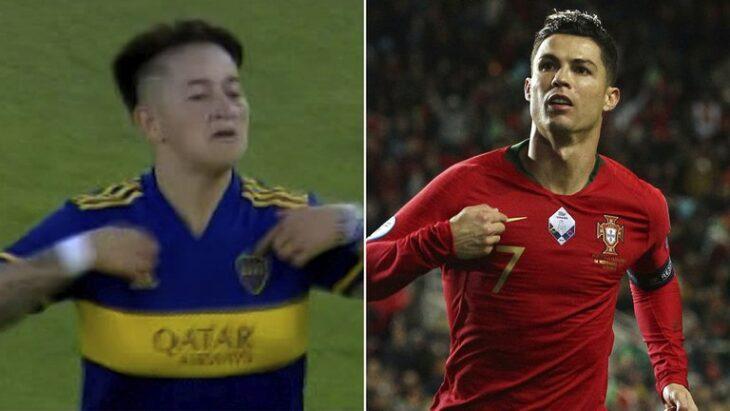 Gol al ángulo y festejo a lo Cristiano Ronaldo: la perlita de la misionera Yamila Rodríguez en la goleada a River que consagró campeón a Boca