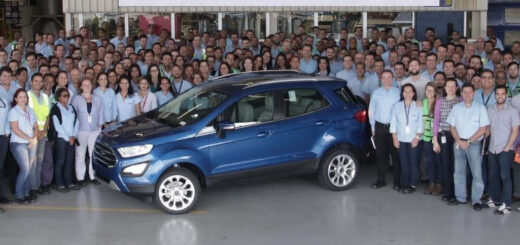 Ford cerrará sus fábricas en Brasil