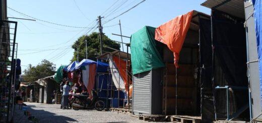 Coronavirus: la pandemia convirtió en pueblo fantasma una localidad paraguaya fronteriza con Argentina