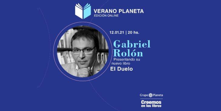 En Verano Planeta Gabriel Rolón habló de su libro El Duelo: «La preparación nunca será suficiente para enfrentar una pérdida»