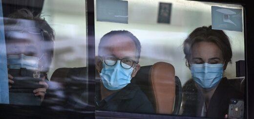 La OMS visita el hospital de Wuhan en el que se atendió el primer caso de coronavirus