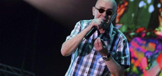 El Indio Solari, cantante y emblema de Los Redonditos de Ricota cumple 72 años
